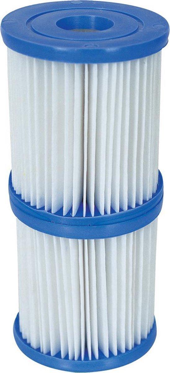 Bestway - Filter Cartridge - Zwembadfilter Type I - 2 stuks - nr. 58093