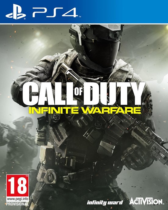 Afbeelding van Call of Duty: Infinite Warfare - PS4
