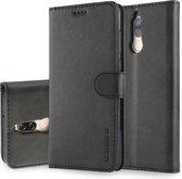 Huawei Mate 10 Lite Luxe Book Case - Zwart