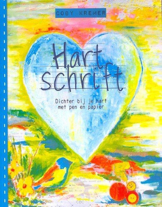 Cover van het boek 'Hartschrift' van Coby Kremer