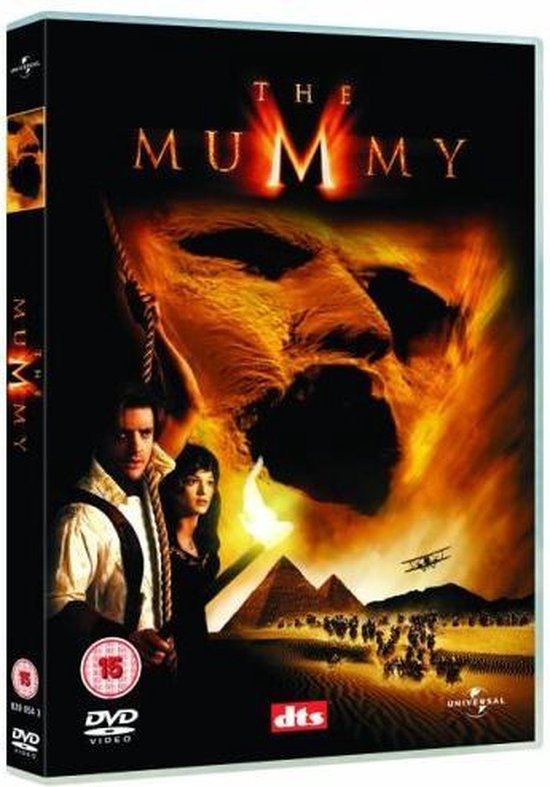 Cover van de film 'The Mummy'