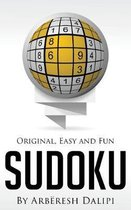 Omslag Original, easy and fun Sudoku