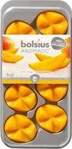 Bolsius aromatic waxmelts  MANGO