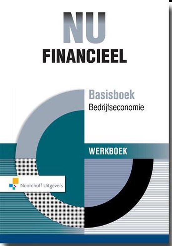 NU Financieel Basisboek Bedrijfseconomie werkboek - Messeoud, A |