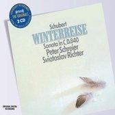 Winterreise/Piano Sonata In C, D840