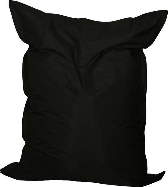 Zitzak Nylon Zwart maat 140x170 cm