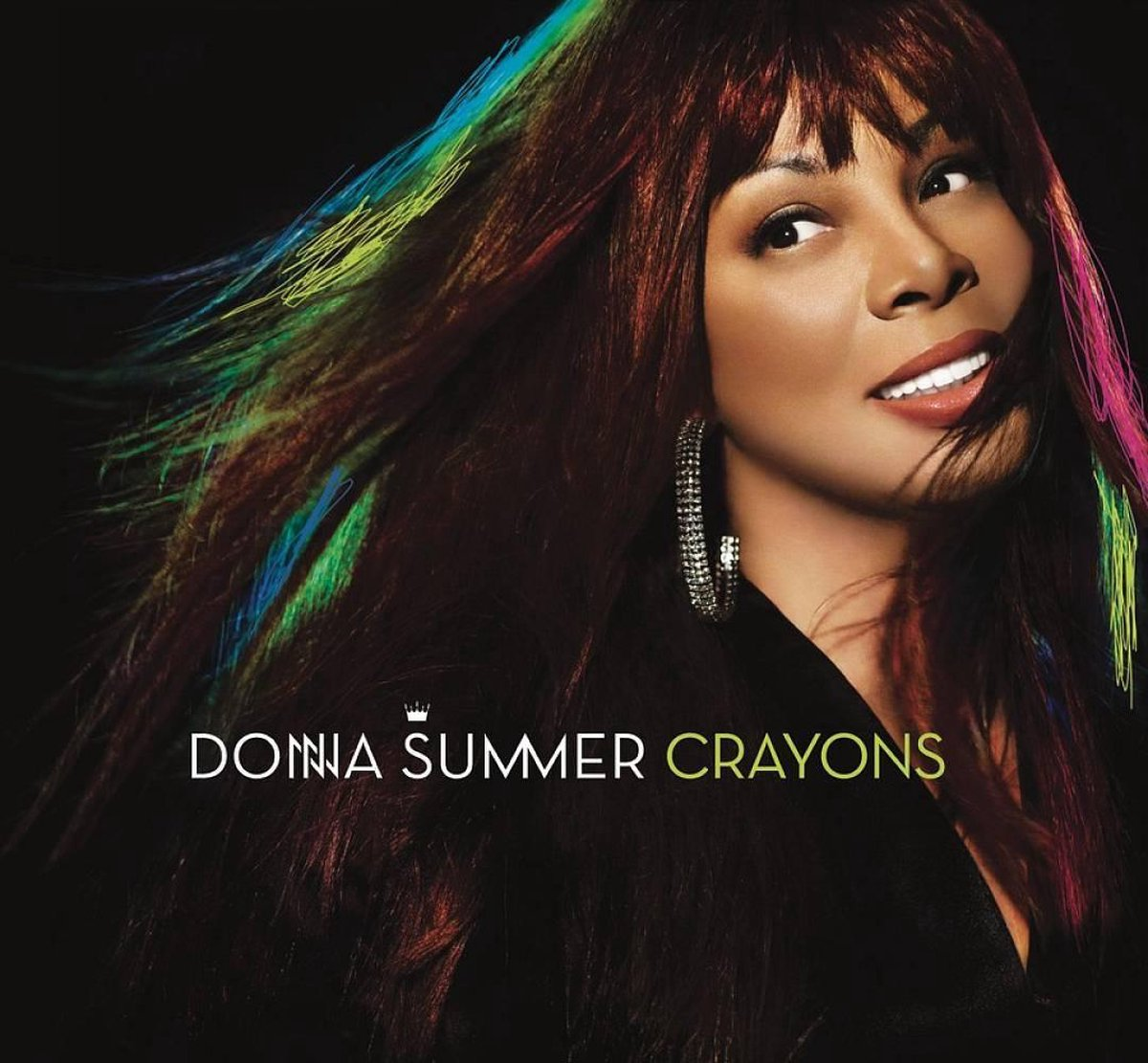 Crayons - Donna Summer