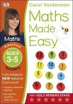 Maths Made Easy Numbers Ages 3-5 Preschool