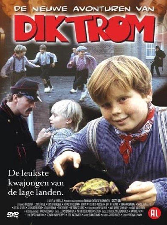 Cover van de film 'De Nieuwe Avonturen Van Dik Trom'