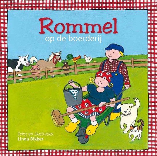 Rommel op de boerderij - Linda Bikker |