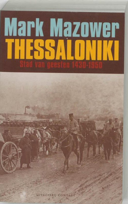 Thessaloniki - M. Mazower pdf epub
