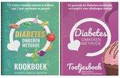 Diabetes Omkeren Methode Kookboek & Toetjesboek Combinatie Aanbieding