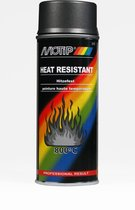 Motip 4037 Hittebestendige Lak - Antraciet - 400 ml