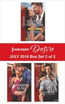 Harlequin Desire July 2018 - Box Set 2 of 2