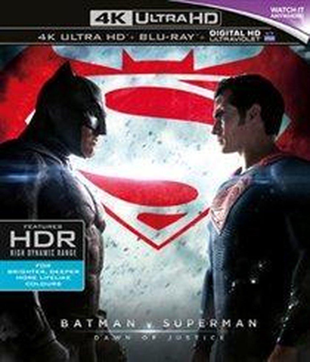 Batman V Superman (4K Ultra HD Blu-ray) (Import)-