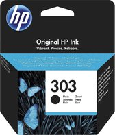 HP 303 - Inktcartridge / Zwart