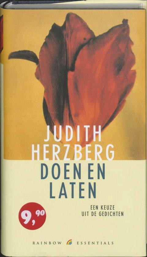 Rainbow essentials - Doen en laten - Judith Herzberg |
