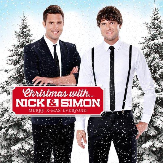 CD cover van Christmas With Nick & Simon (Deluxe) van Nick & Simon