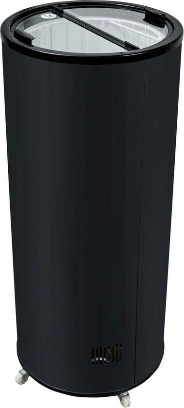 Koelkast: Gastro-Cool PT75 - Partykoeler/Koelton 73 Liter - Zwart/Wit 414200, van het merk Gastro-Cool