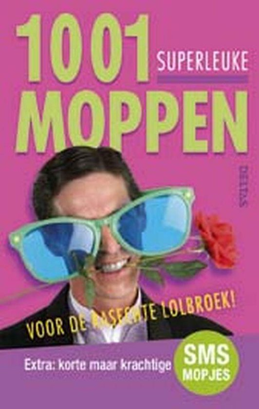 Cover van het boek '1001 superleuke moppen'