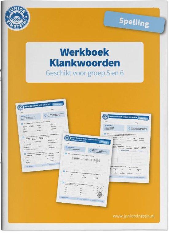 Spelling Klankwoorden geschikt voor groep 5 en 6 Werkboek - none |