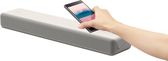 Sony HT-MT301 – Soundbar met draadloze subwoofer – Crème White
