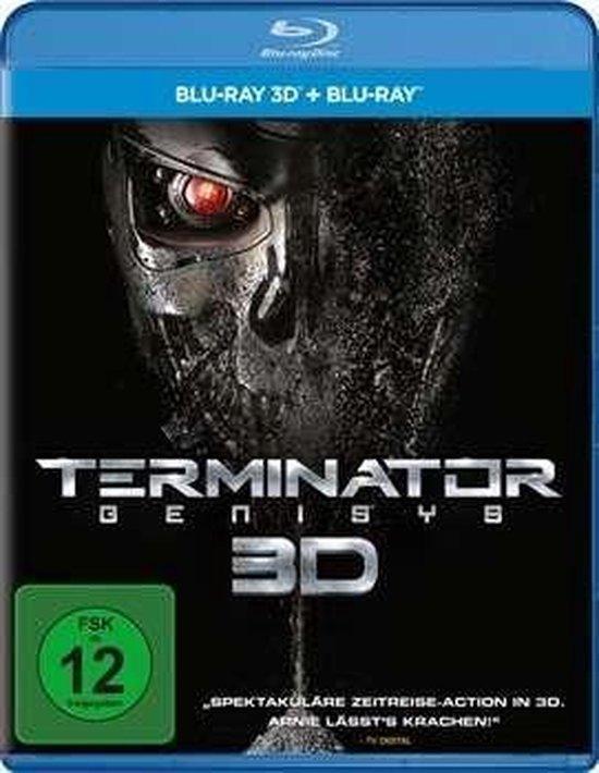 Hurd, G: Terminator: Genisys 3D