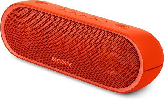 Sony SRS-XB20 - Rood