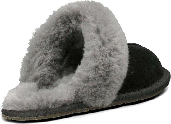 Scuffette Ii Dames Pantoffels - Zwart Maat 38 od2c3f