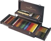kleurpotlood Faber-Castell Art & Graphic Collection Luxe koffer FC-110086