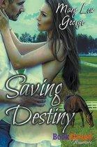 Saving Destiny (Bookstrand Publishing Romance)