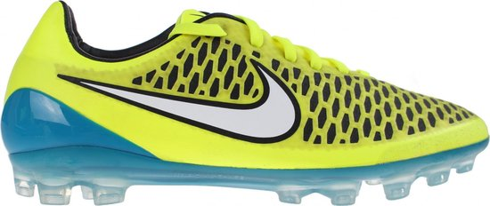 Nike Voetbalschoenen Magista Opus Agr Geel Dames Mt 38.5