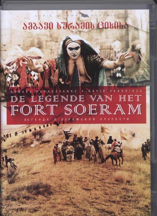 Cover van de film 'Legende Van Het Fort Van Soeram'