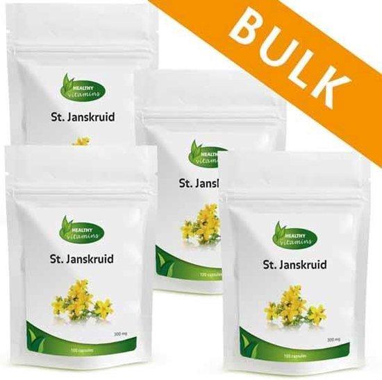 Sint Janskruid Extra Sterk - BULK - 400 capsules
