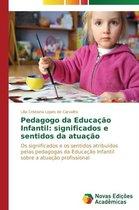 Pedagogo Da Educacao Infantil