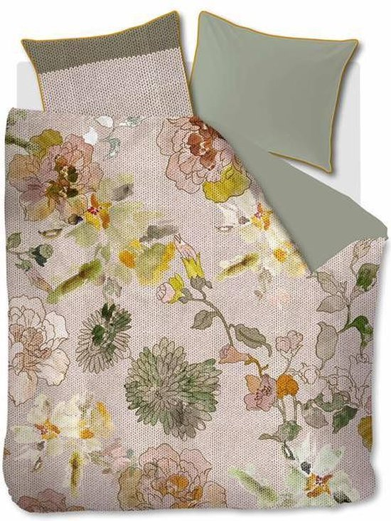 OLY Knitted Rose Multi 260x200/220