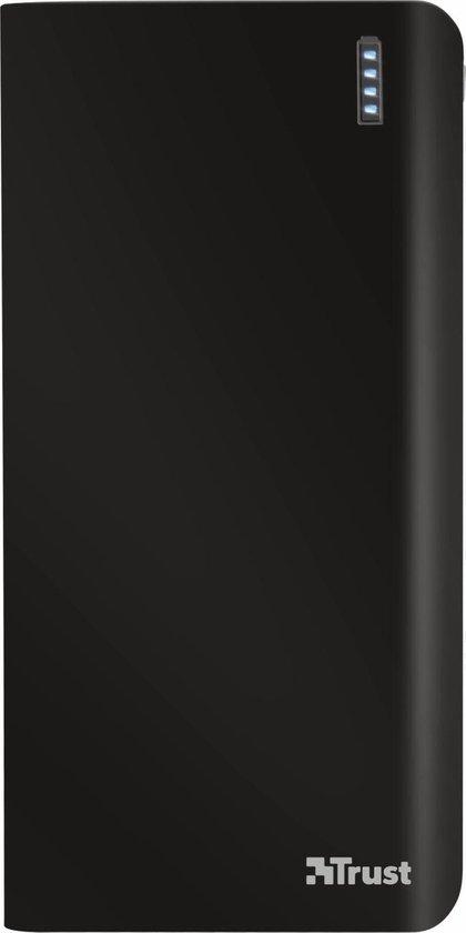 Afbeelding van Trust Mobile Primo - Powerbank - 20.000 mAh - 2x USB  - Zwart