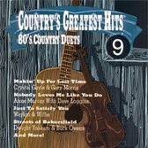 Country's Greatest Hits, Vol. 9: 80's Country Duets