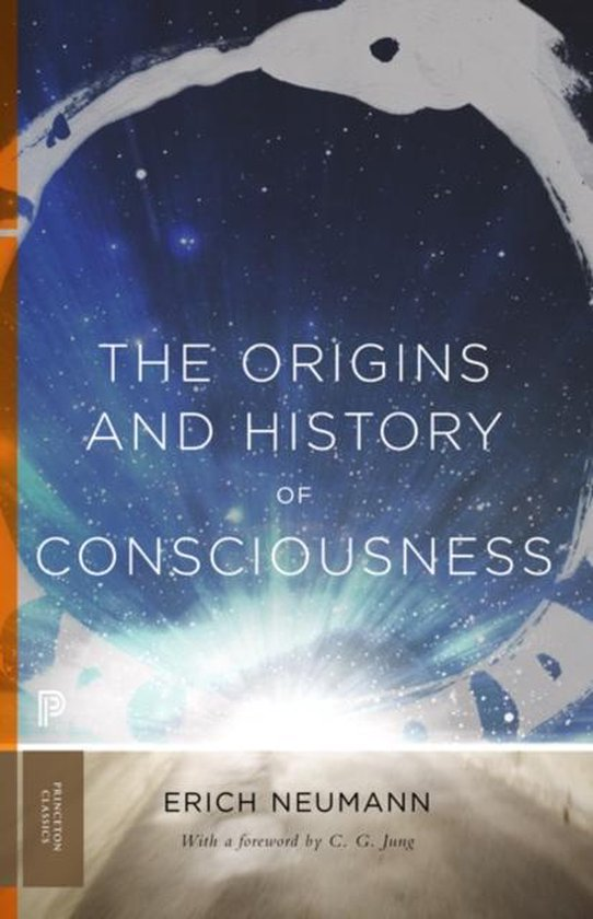 Boek cover The Origins and History of Consciousness van Erich Neumann (Paperback)