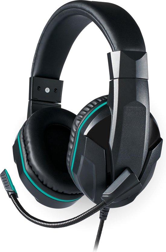 Nacon GH-110ST Gaming Headset - PS4 & PC - Zwart