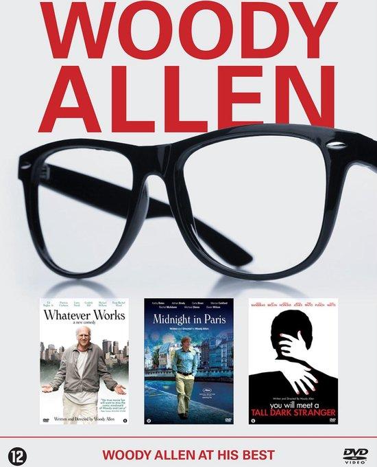 Cover van de film 'Woody Allen Box'