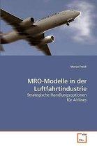 Mro-Modelle in Der Luftfahrtindustrie