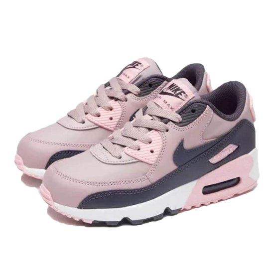 | Nike Air Max 90 Leather PS 833377 602 Roze Paars 33
