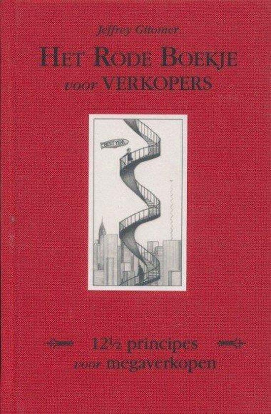 Het Rode Boekje Voor Verkopers