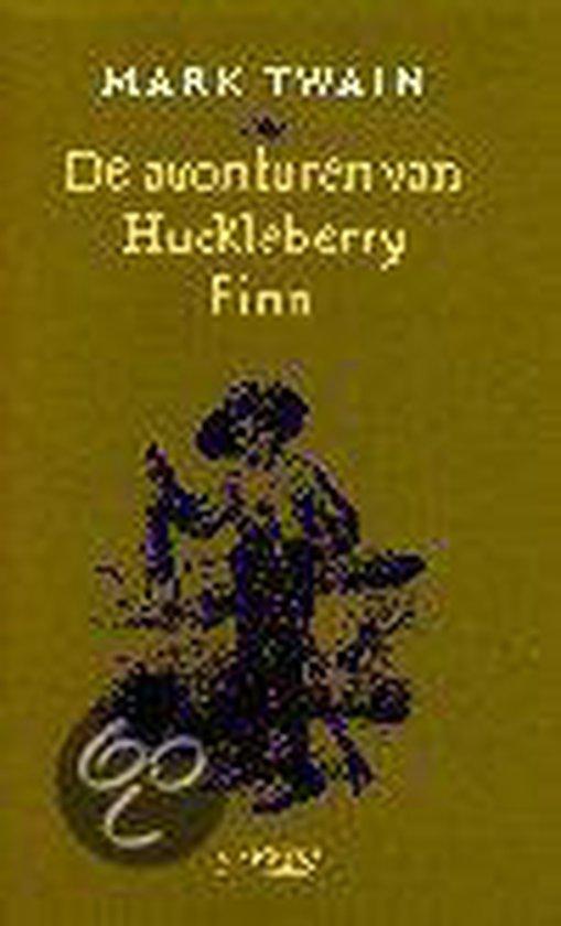 De avonturen van huckleberry finn - Mark Twain  