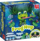 Frog Hop Kinderspel