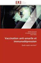 Vaccination Anti-Amarile Et Immunod�pression