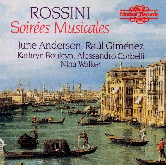 Rossini: Soirees Musicales
