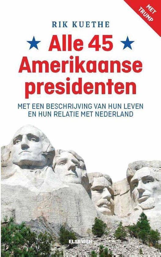 Alle 45 Amerikaanse presidenten - Rik Kuethe | Readingchampions.org.uk