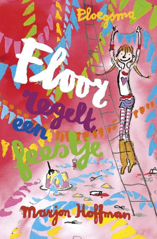 Floor - Floor regelt een feestje - Marjon Hoffman  